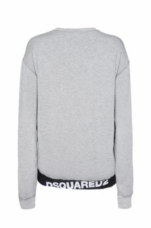 Oversized t-shirt od Dsquared2