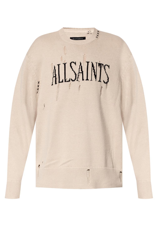 AllSaints 'Destroy' ribbed sweater