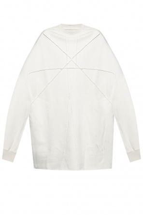 Sweatshirt with stitching od Rick Owens DRKSHDW