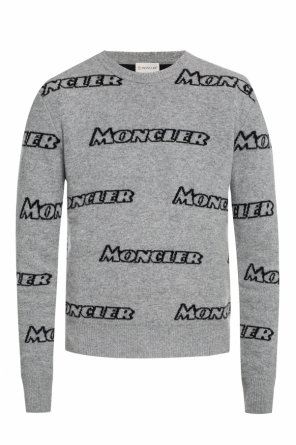 Patterned sweater od Moncler