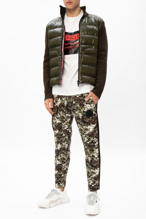'maglione' quilted down jacket od Moncler
