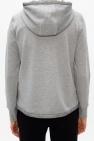 Moncler Down front sweatshirt