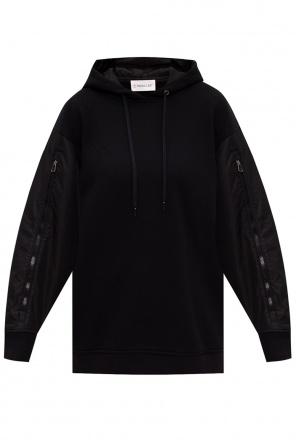 Logo hoodie od Moncler