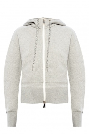 Jersey hoodie od Moncler
