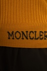 Moncler Logo turtleneck sweater