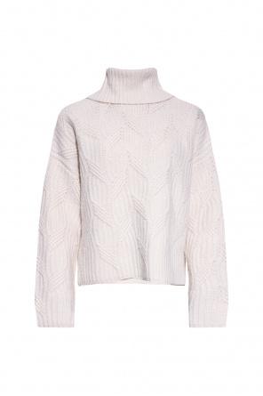 Oversize turtleneck sweater od Samsøe Samsøe