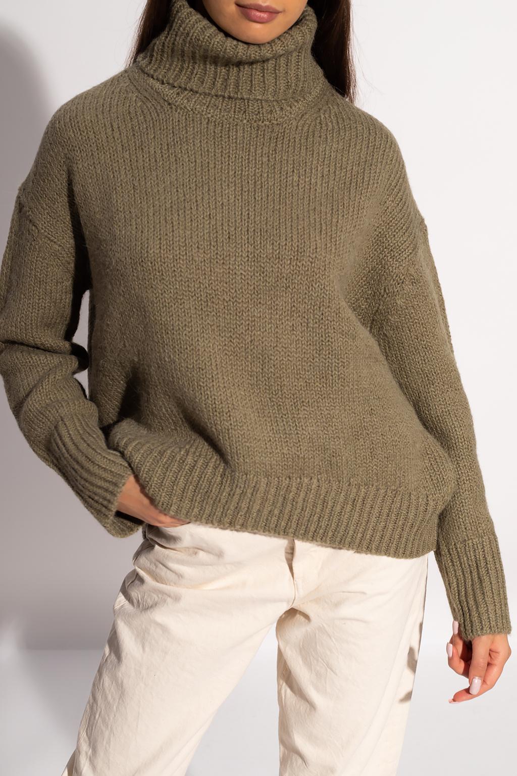 Samsøe Samsøe Wool turtleneck sweater