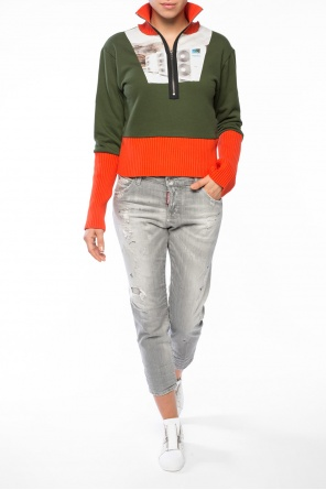 Sweatshirt with collar od Kenzo
