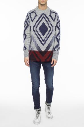 Patterned sweater od Kenzo