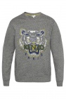 Kenzo Tiger head-embroidered sweatshirt