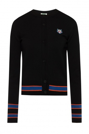 Patched cardigan od Kenzo