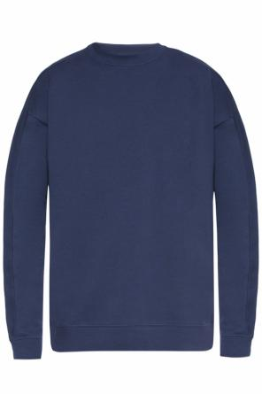 Sweatshirt with logo at back od Kenzo