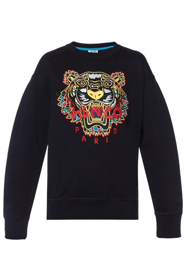 a48f59e9 Tiger head sweatshirt Kenzo - Vitkac shop online