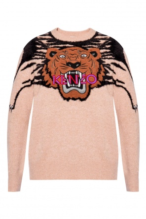 Tiger head sweater od Kenzo