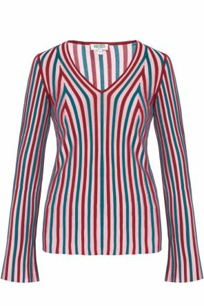 Striped top od Kenzo