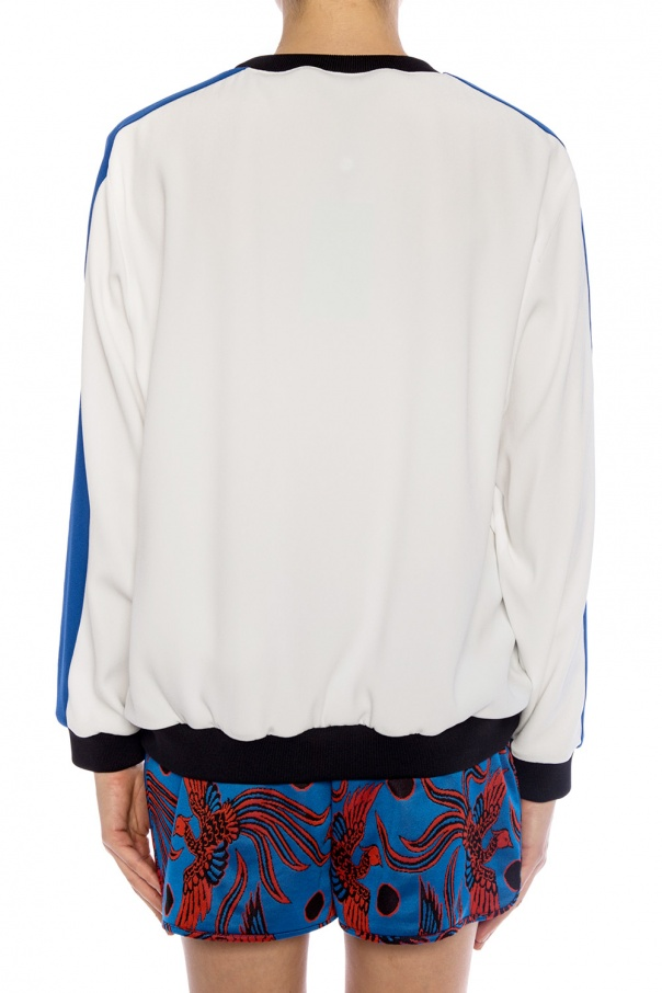 Tiger head motif sweatshirt od Kenzo