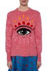 Eye motif sweater od Kenzo