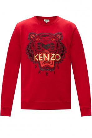 Sweatshirt with logo od Kenzo