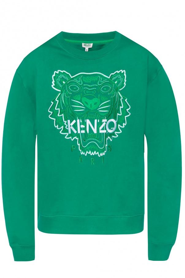 d01c7875c Tiger head motif sweatshirt Kenzo - Vitkac shop online