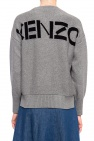 Logo-embroidered sweater od Kenzo