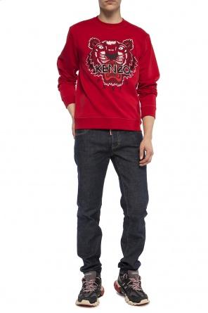 b4247ff93ce Tiger head sweatshirt od Kenzo ...