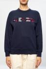 Kenzo Logo-embroidered sweatshirt