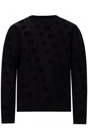 Sweatshirt with logo od Fendi