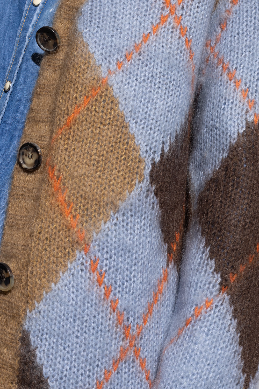 Kenzo Embroidered cardigan