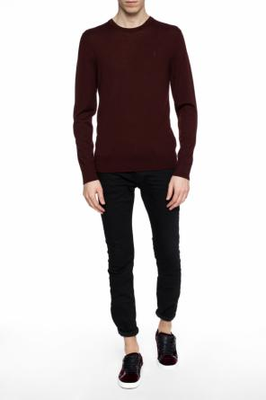 Sweater with logo od AllSaints