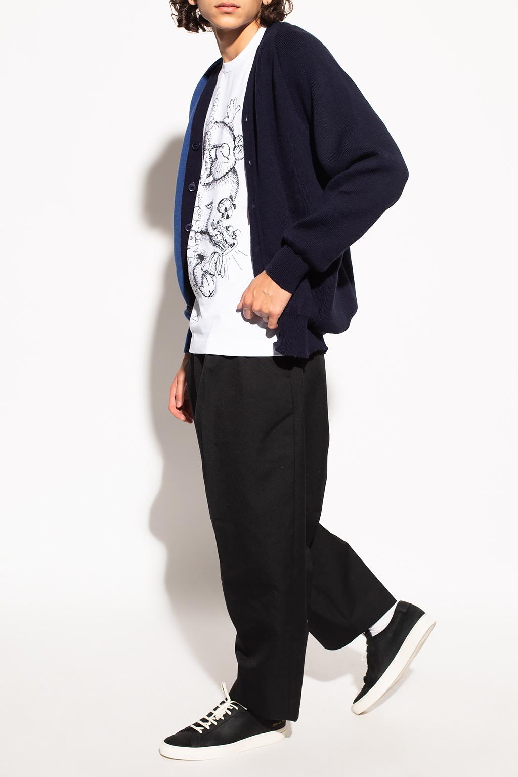 Comme des Garcons Shirt Buttoned-up cardigan