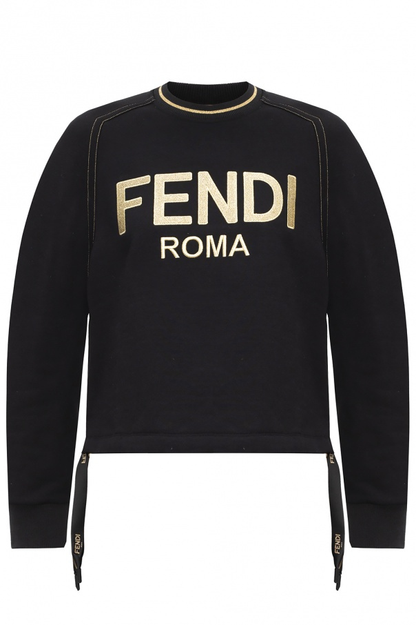 Fendi Branded sweatshirt