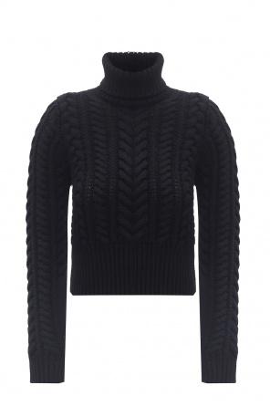 Cashmere turtleneck sweater od Dolce & Gabbana