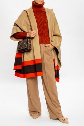 Knitted turtleneck sweater od Dolce & Gabbana