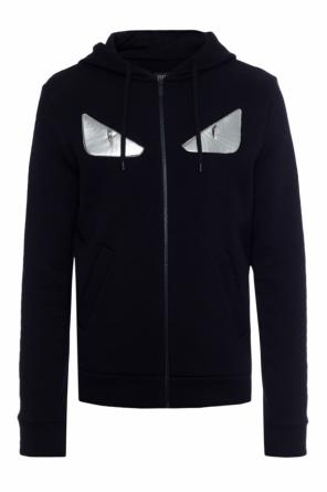 Hooded sweatshirt od Fendi
