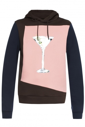 Printed sweatshirt od Fendi