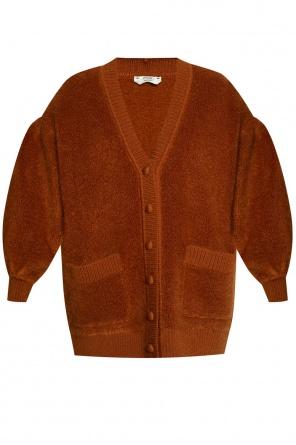 Cardigan with pockets od Fendi