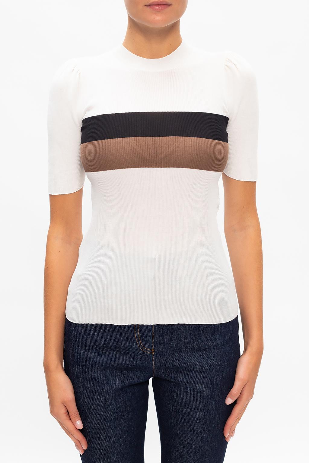 Fendi Short sleeve sweater