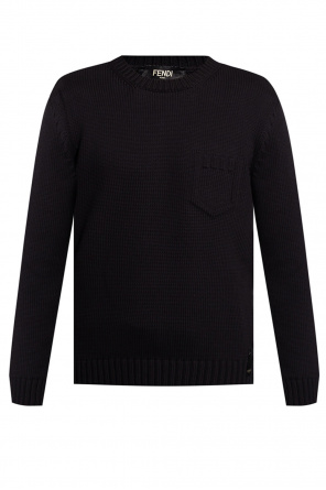 Sweater with logo od Fendi