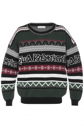 Patterned sweater od Gosha Rubchinskiy