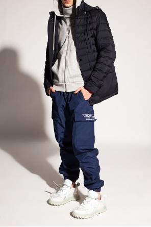 Branded hoodie od Moncler