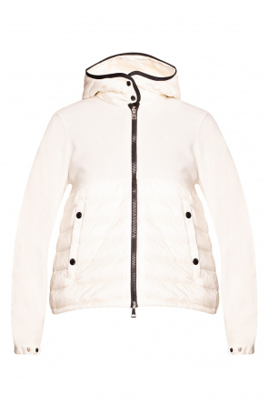 Hooded cardigan od Moncler