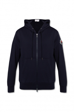 Patched hoodie od Moncler