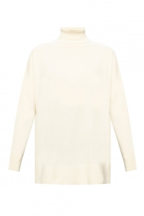 'gala' cashmere turtleneck sweater od AllSaints