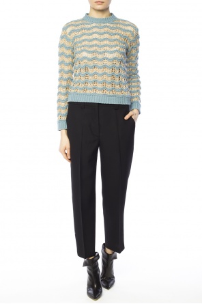 Braided sweater od Marni