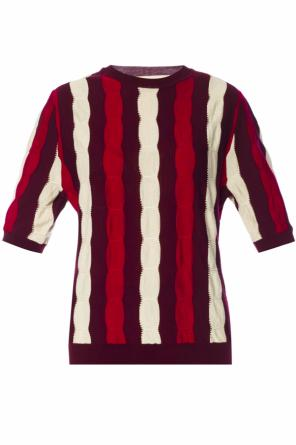 Striped sweater od Marni