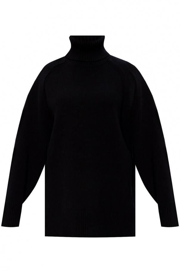 Y-3 Yohji Yamamoto Mock neck sweater