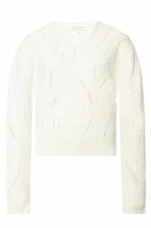 Sweater with holes od Helmut Lang