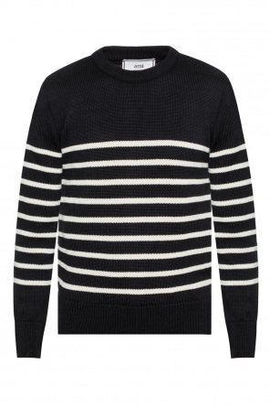 Striped sweater od Ami Alexandre Mattiussi