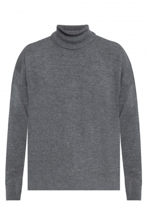 Elasticated turtleneck sweater od Ami Alexandre Mattiussi