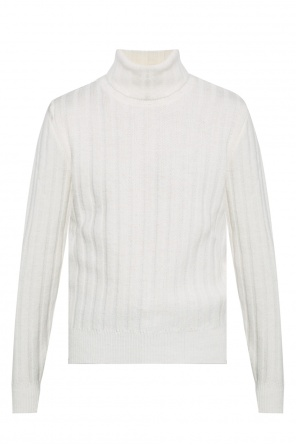 Striped turtleneck sweater od Ami Alexandre Mattiussi